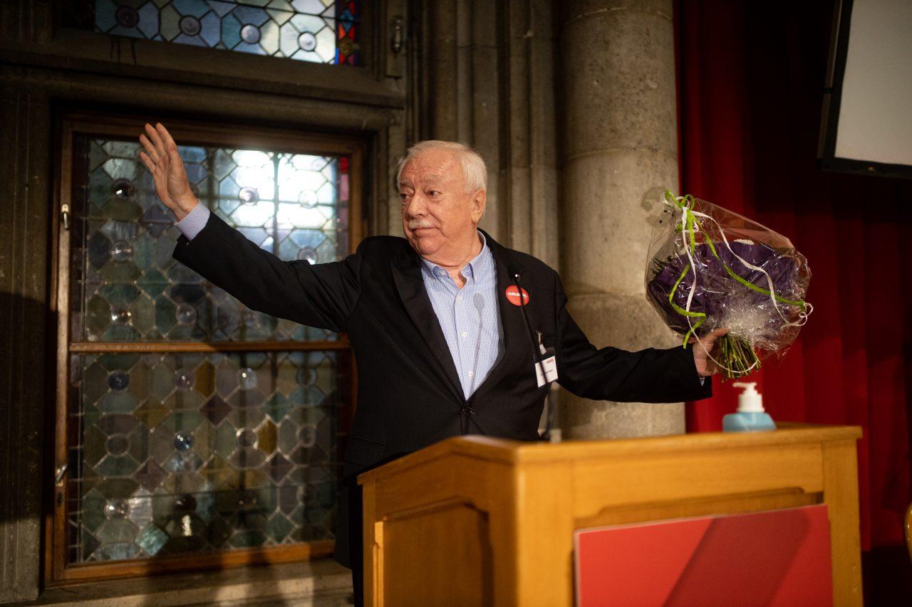 Die Volkshilfe Wien hat einen neuen Präsidenten