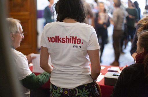 Freiwilligen Arbeit