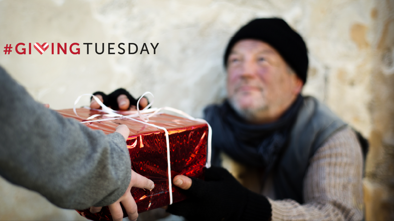 Pro­jekt: Giving Tues­day