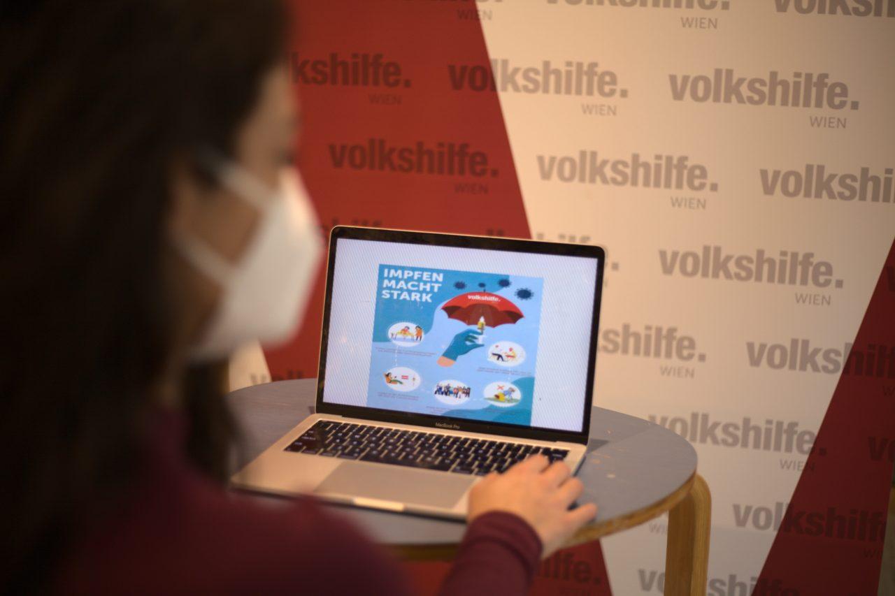 Wissen macht stark: Wie wir Sexarbeiterinnen in der Pandemie online informieren